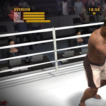 Ea Sports MMA