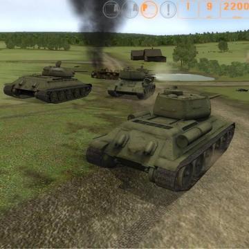 Т34 Против Тигра (ПК)