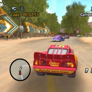 Cars The Videogame
