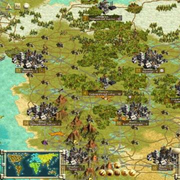 Цивилизация 3 (PC)