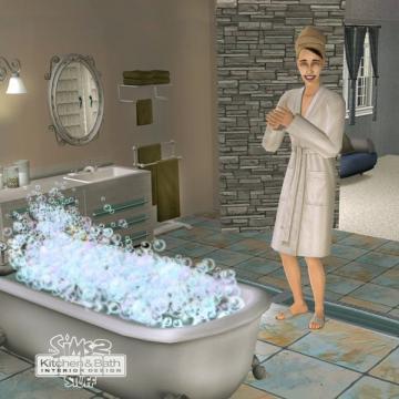 Симс 2 Кухня и ванная