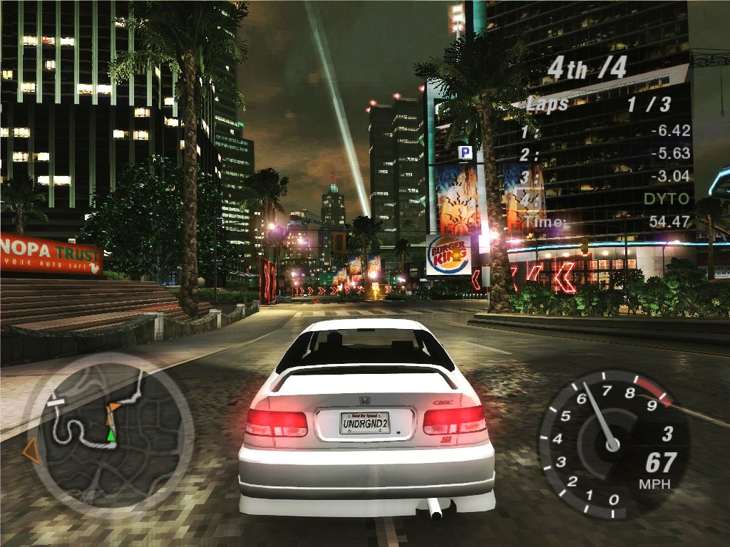 Kody i trainery Need for Speed: Most Wanted   …