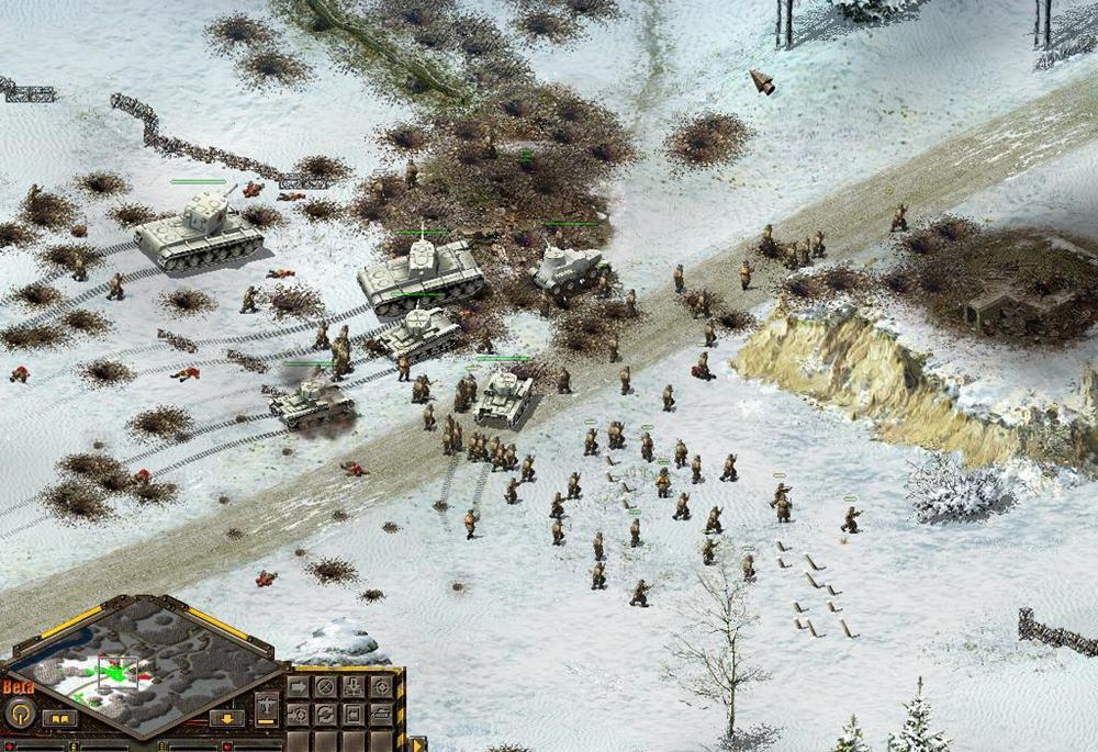 Старые игры по картинкам стратегия вторая мировая народный