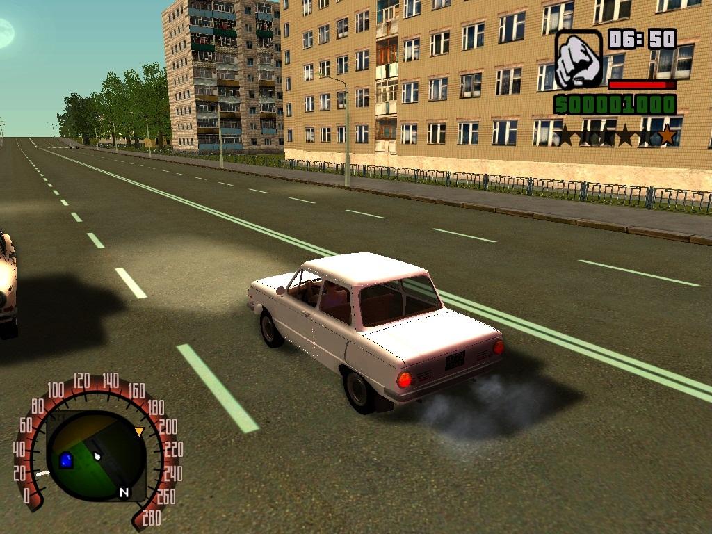 скачать игру Gta San Andreas Russia - фото 8