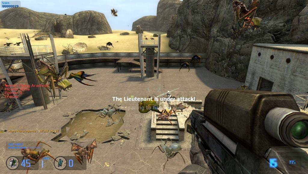 Скачать Игру Звездный Десант / Starship Troopers