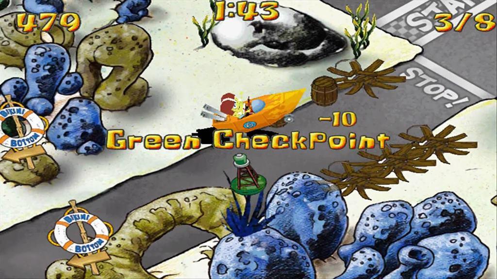 скачать губка боб большое приключение игра торрент