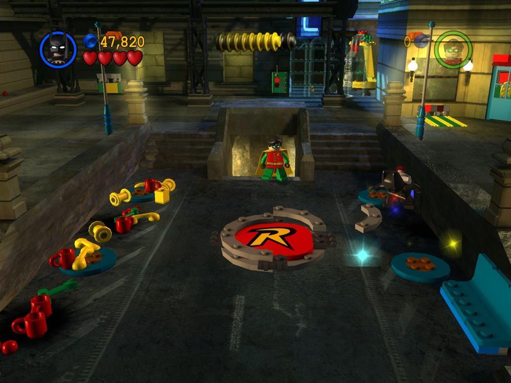 Скачать игру лего бэтмен 3 на андроид