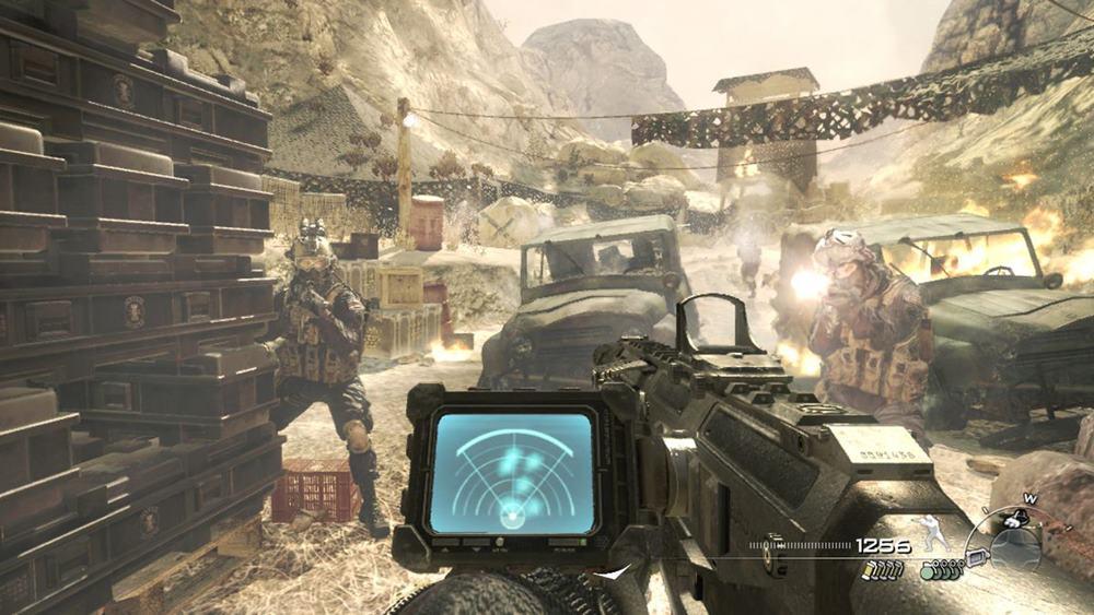 Скачать Игру Калов Дьюти Modern Warfare 2 Через Торрент
