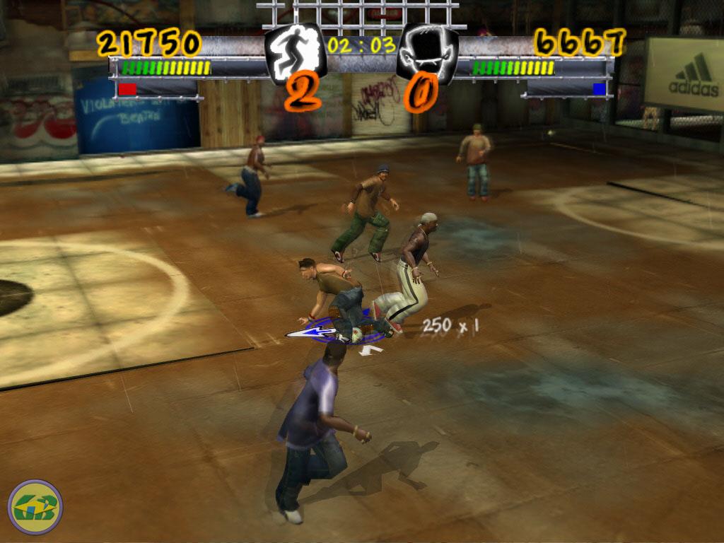Игра убойный футбол / crazy kickers (2004) скачать торрент.