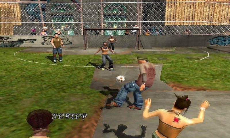 Убойный футбол / crazy kickers (2004/pc/русский) спортивные.