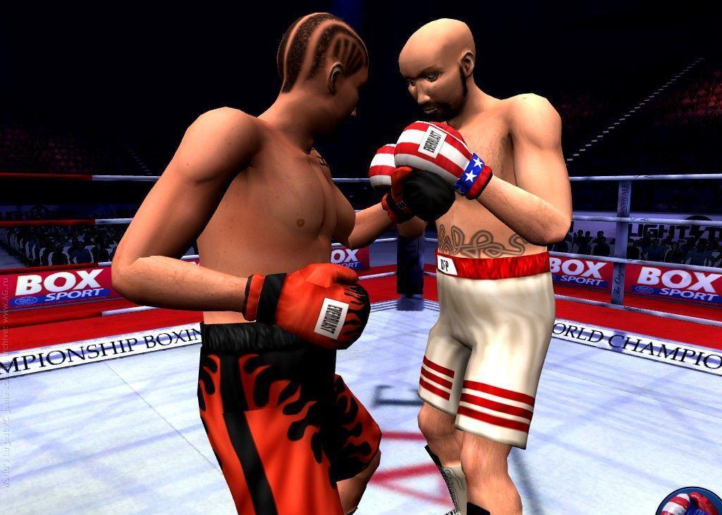 Игра бокс картинки