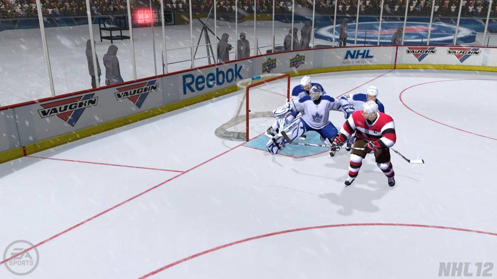 игры хоккей на компьютер первая свинг-встреча
