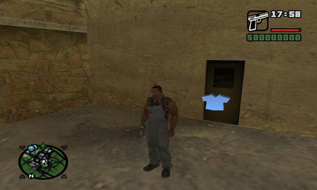 Скачать Grand Theft Auto: San Andreas - Игры для ANDROID