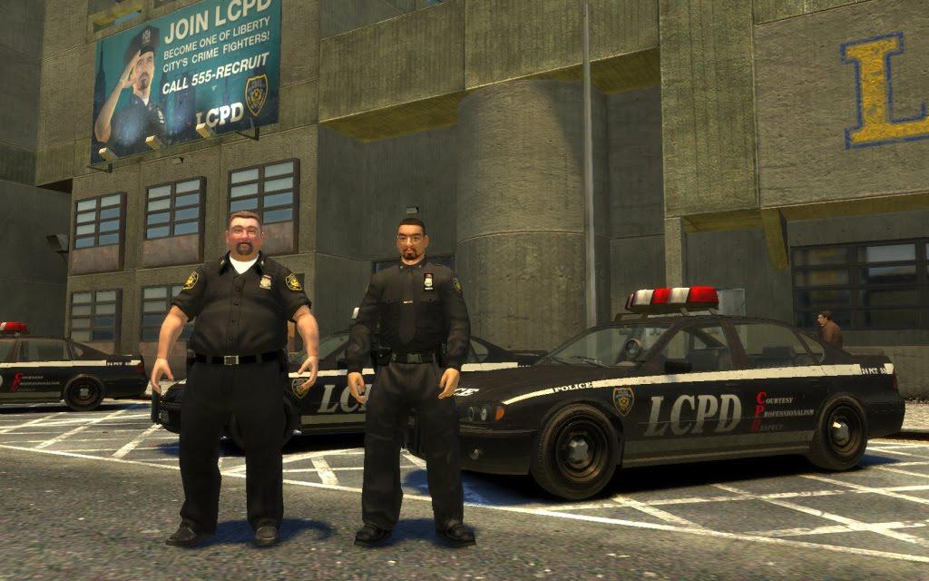 Гта 4 как сделать чтобы полиция за меня