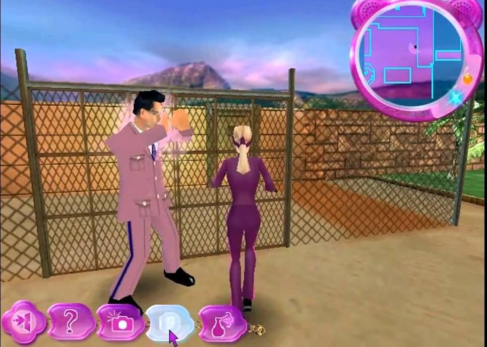 Игры на компьютер с барби скачать