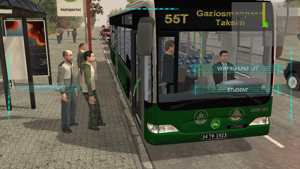 buss spill