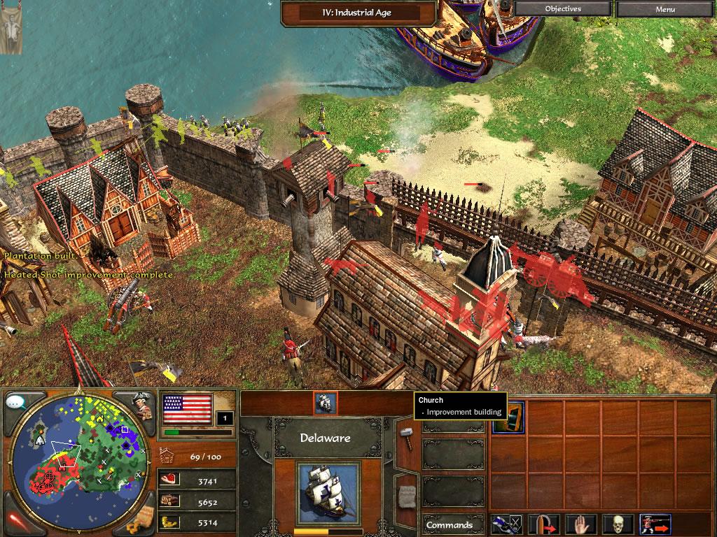 Age of empire 3 скачать