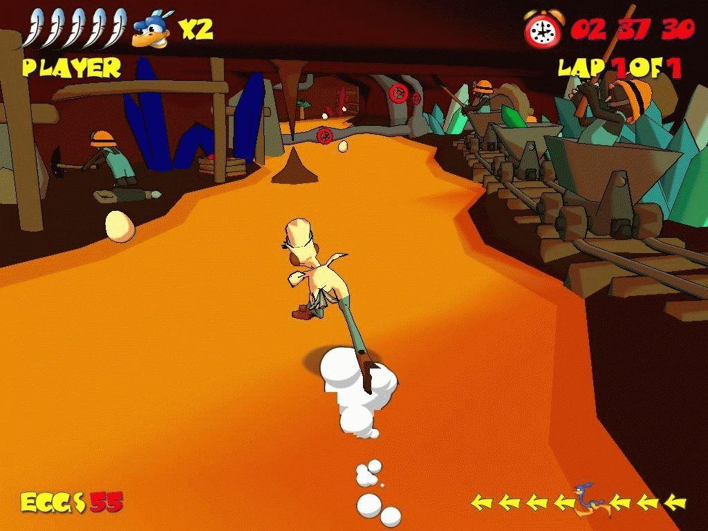Скачать игру страусиные бега 2 на компьютер