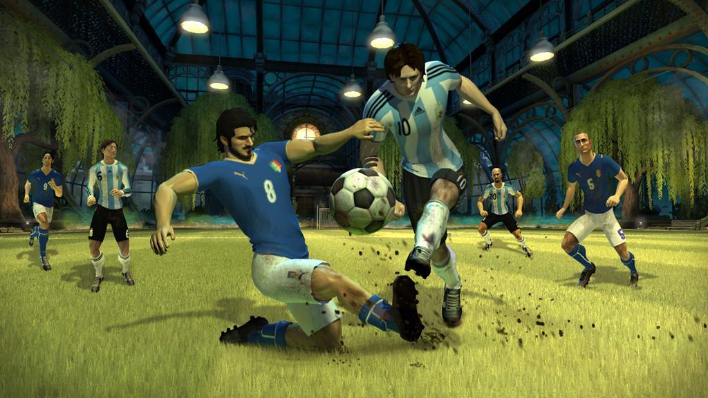 Мини футбол на компьютер скачать бесплатно