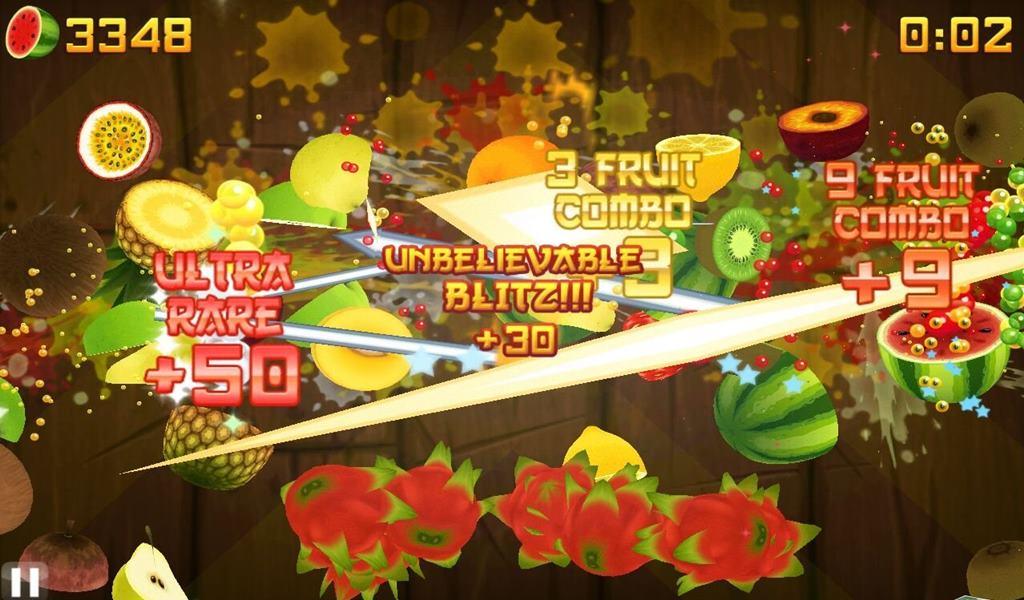 игру fruit ninja скачать на андроид