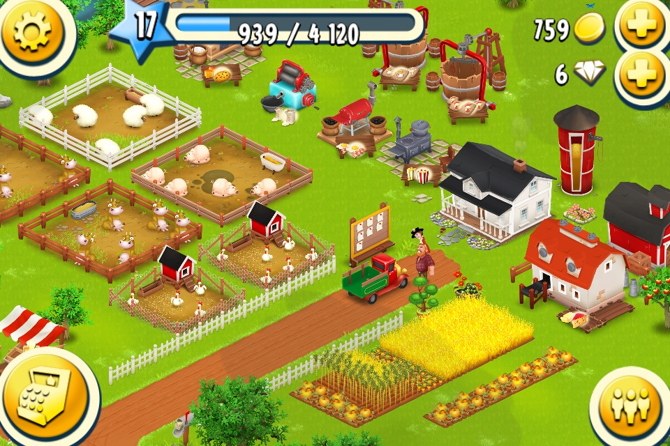 Hay day 1. 18. 168 apk – download best android farming game free.