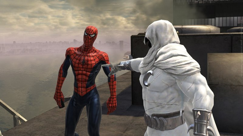 4 человека паука игра скачать торрент - фото 9