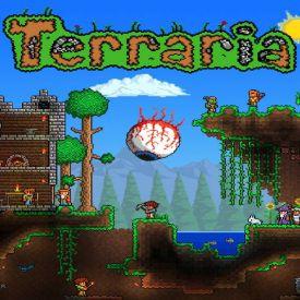 скачать игру Terraria на компьютер