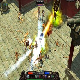 загрузить Titan Quest Immortal Throne без регистрации