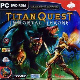 скачать игру Titan Quest Immortal Throne бесплатно на компьютер