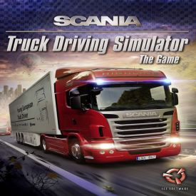игра Scania Truck Driving Simulator скачать игру