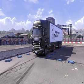 загрузить Scania Truck Driving Simulator без регистрации
