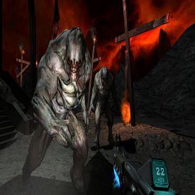 скачать игру Doom 3 бесплатно на компьютер