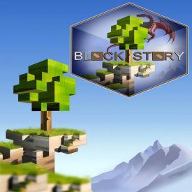 скачать игру Block Story на компьютер