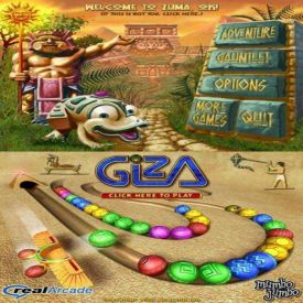 скачать игру Giza на компьютер
