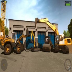 скачать Construction Simulator 2015 бесплатно