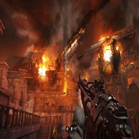 загрузить Wolfenstein The Old Blood без регистрации