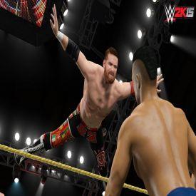 скачать игру WWE 2K15 бесплатно на компьютер
