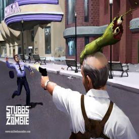скачать игру Stubbs The Zombie бесплатно на ПК