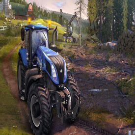 скачать Farming Simulator 15 бесплатно