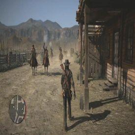 скачать игру Red Dead Redemption бесплатно на компьютер