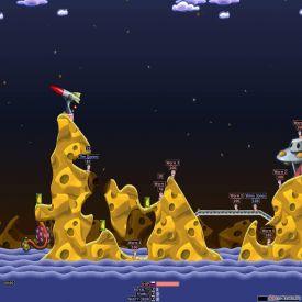 скачать игру Worms Armageddon бесплатно на компьютер
