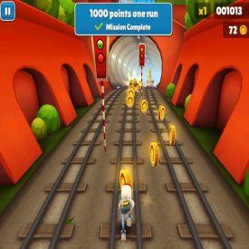 игру Subway Surf скачать бесплатно на компьютер