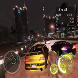 игру Need for Speed Underground скачать