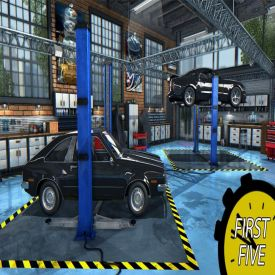 скачать Car Mechanic Simulator 2015 бесплатно