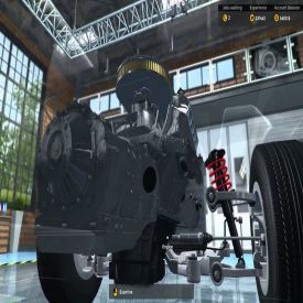 загрузить Car Mechanic Simulator 2015 без регистрации