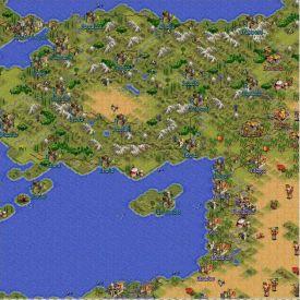 игру Цивилизация 2 скачать бесплатно на компьютер