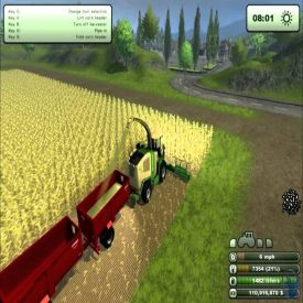 загрузить Farming Simulator 2013 без регистрации