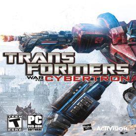 скачать игру Трансформеры Битва за Кибертрон игруом