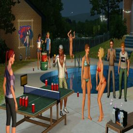 скачать игру Симс 3 Студенческая Жизнь бесплатно на компьютер