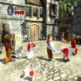 скачать игру Пираты Карибского Моря Лего бесплатно на русском языке